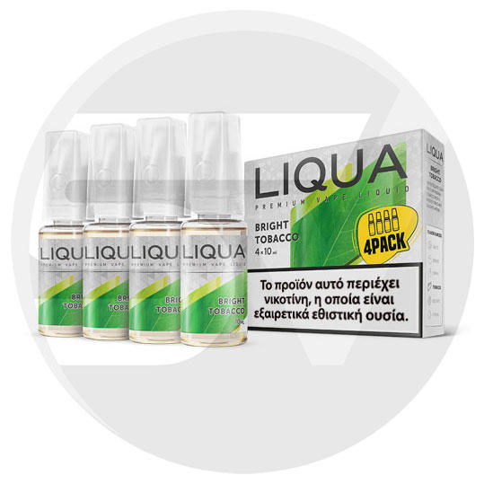 Liqua Bright Tobacco 40ml (4 x 10ml)