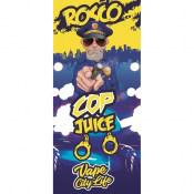 Eliquid France Cop Juice Rosco