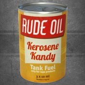 Rude Oil Kerosene Kandy